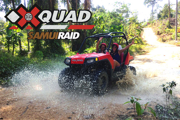 Quad Bike and ATV Buggy Adventures by X-Quad
